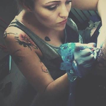 Klaudia Tatuaż
